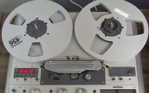 Return of reel-to-reel as musicians reject digital for better sound of dated technology
