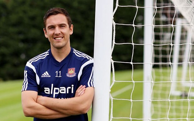 Stewart Downing revelling in new role at West Ham and says 'I could still get in that Liverpool team'