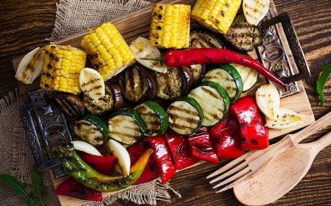 The best recipes for a vegetarian barbecue