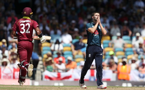 West Indies vs England, first ODI: live score and latest updates