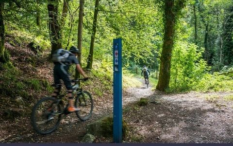 Cycling campaigners demand access to public footpaths as ramblers voice opposition