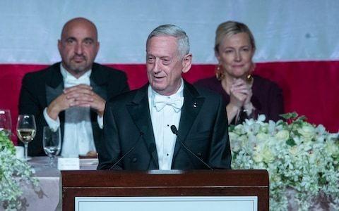 James Mattis mocks Donald Trump over not fighting in Vietnam