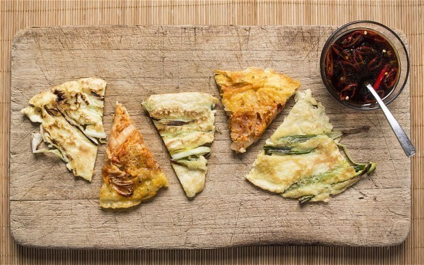 Korean jeon recipe – two ways