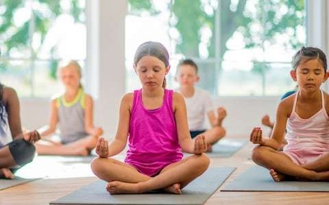 Why yoga is the one thing your children should do this summer