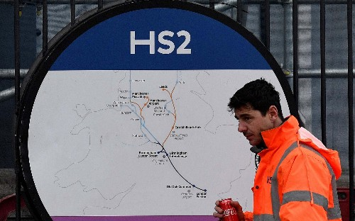 Letters: Tory-supporting constituencies won't be happy to see HS2 completed