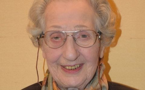 Former switchboard operator at D-Day headquarters, 92, to be awarded the French Legion of Honour
