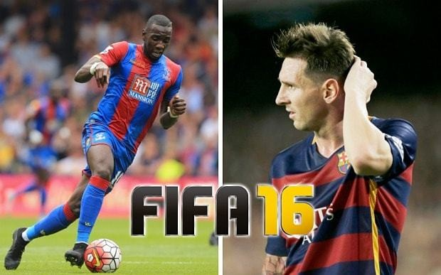 Bolasie is more skilful than Messi according to new Fifa game