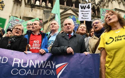 Heathrow airport: Third runway plans blocked by Court of Appeal
