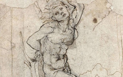 Retired French doctor is unwitting owner of 'lost' Leonardo da Vinci drawing worth €15 million