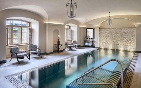 Pamper in Prague: The city's best spa hotels, from cave saunas to castle views