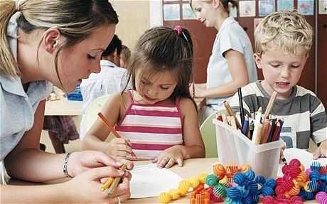 Bright children should start school at six, says academic