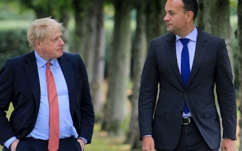 Like Boris Johnson, Leo Varadkar needs Brexit done by October 31 so he can win an election