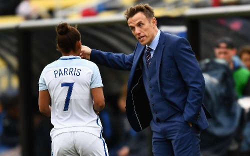 Phil Neville names England Women squad for four-team tournament in US