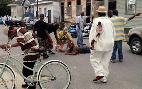 Gunmen injure 19 at New Orleans Mother's Day parade