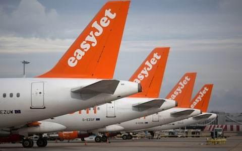 Easyjet profits lose altitude despite rise in passengers