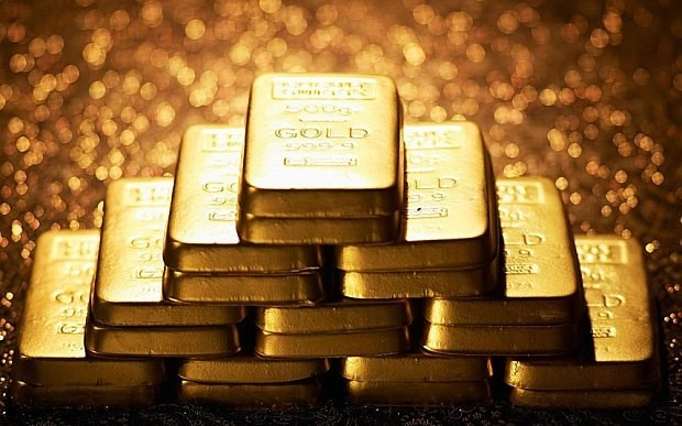 In the topsy-turvy world of negative interest rates even gold investment starts to make sense