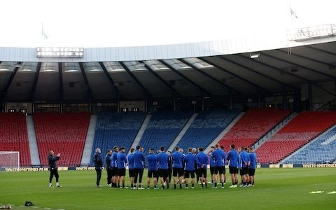 Some tickets still available: see world's worst team at Hampden Park as Scotland play San Marino