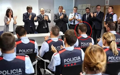 Hero police officer who gunned down Cambrils terrorists is former special forces soldier