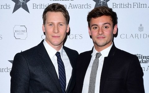 Tom Daley's husband accuses British Swimming of 'corruption' in row over their son