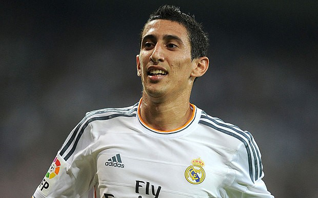 Angel di Maria's house targeted by burglars after he plays in Manchester United game