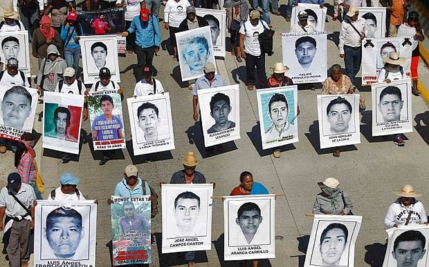 Abductions reported in Mexico area where students disappeared