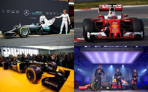 Formula One 2016: Team-by-team guide to cars for the new season - Telegraph