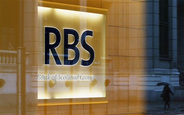 Government 'to ask Rothschild to advise on RBS split'