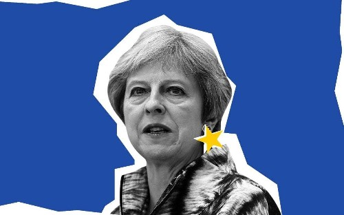 The only reason we're in such a mess over Brexit is because of Theresa May - it's time for her to go