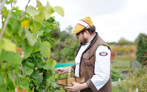 Can't get an Ocado slot? Chefs with farms and allotments are now supplying customers at home