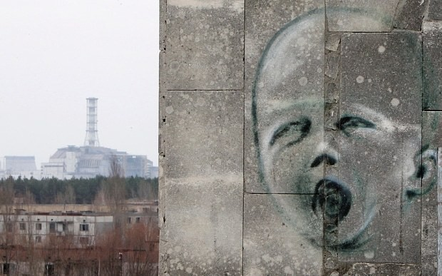 Chernobyl and Fukushima contamination 'a risk for decades or even centuries to come', warns Greenpeace