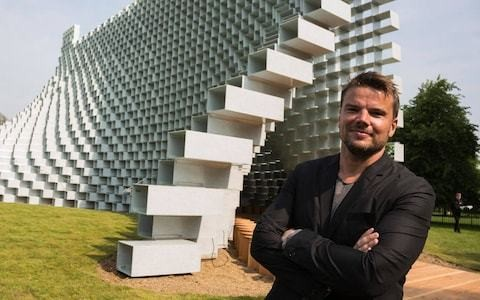 Bjarke Ingels on his revolutionary architecture: 'We're here to push the boundaries'