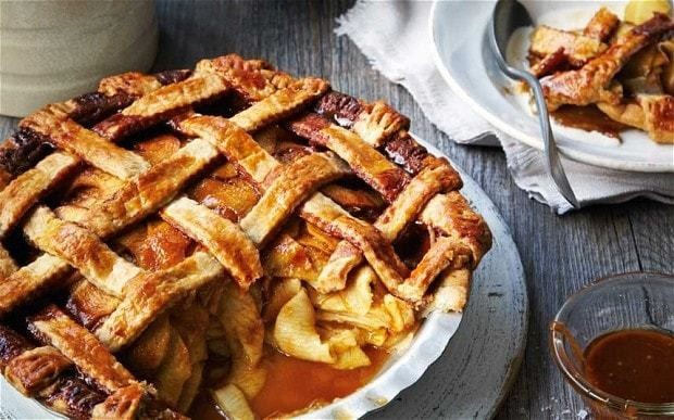 An apple a day: winter recipes with apples