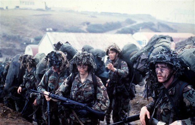 Argentine judge casting judgment on Britain's human rights record questioned Falklands sovereignty