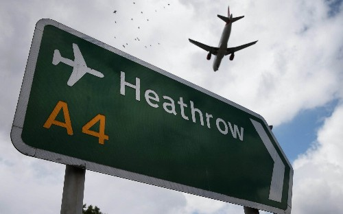 Boris Johnson urged not to 'wobble' on Heathrow's third runway, as legal verdict imminent