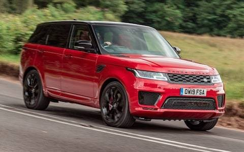 Range Rover Sport P400 HST review: hybrid, supercharger and turbo give this petrol engine the economy of a diesel