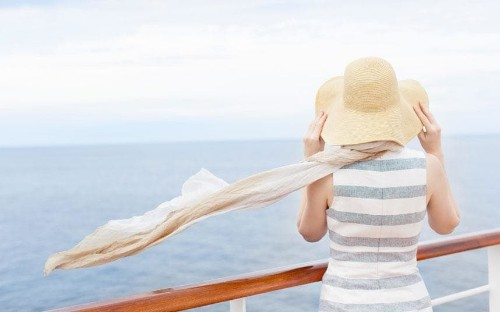 The sex lives of cruise passengers