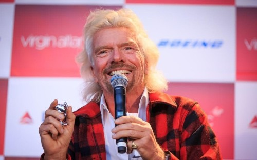Could you follow Richard Branson's daily routine? 5am starts and 20 cups of tea a day