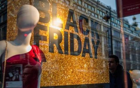 Black Friday is bad for the planet and should be banned, say French MPs