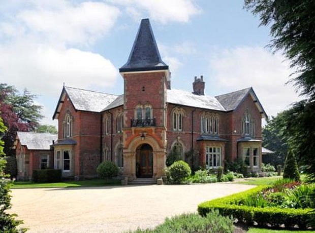 Rightmove's most viewed property: A footballer's palace, £80,000 Cornish pad and a fish tank