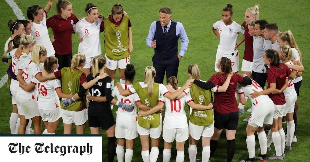 FA unveil 'ambitious' plans in fresh strategy for girls participation and England silverware