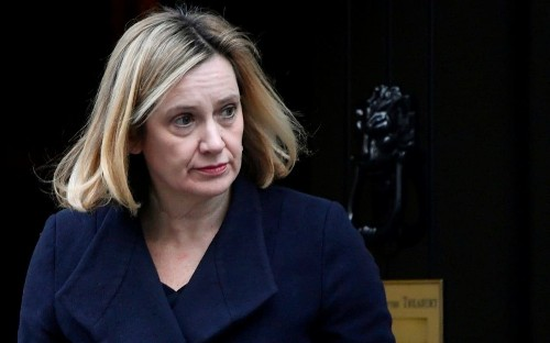 Amber Rudd takes aim at Theresa May over her Brexit plan in 'Dear Resident' letter over Hastings Pier