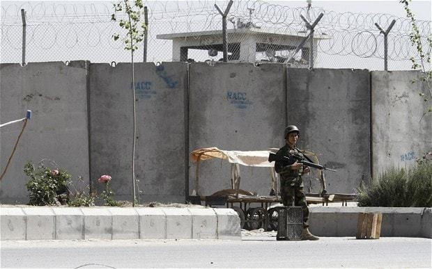 Taliban militants escape from Kandahar prison for fourth time in a decade