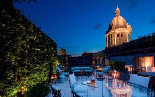 Top 10: the most romantic hotels in London