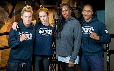 How amateur boxing continues to empower: five women share their inspiring stories