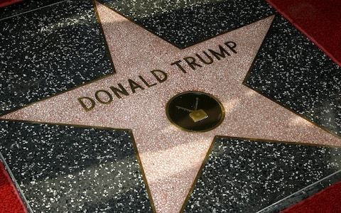 Hollywood stars vow not to work with Trump supporters as he fundraises in LA during Emmys week