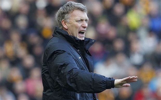 David Moyes believes Manchester United are starting to show their true character after Hull victory
