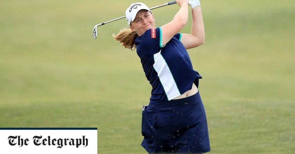 Gemma Dryburgh plans to take LPGA Tour by storm thanks to Rose Ladies Series lifeline