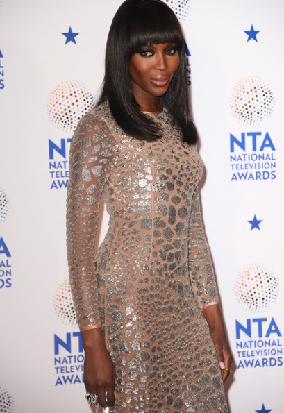 Naomi Campbell's 12 diet and detox rules