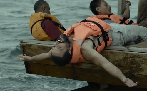 Australia spends millions on film 'persuading migrants to stay away'