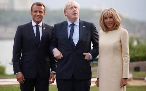 Boris Johnson tells Donald Trump: it's time to help British firms